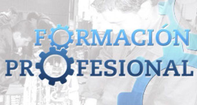 ACTUALIZACIÓN DE CUALIFICACIONES PROFESIONALES EN VARIAS FAMILIAS PROFESIONALES DE F.P.
