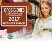 Prepara Oposiciones para Profesor en la Región de Murcia