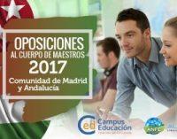 Si quieres opositar al Cuerpo de Maestros, Madrid y Andalucía se convierten en tu mejor opción