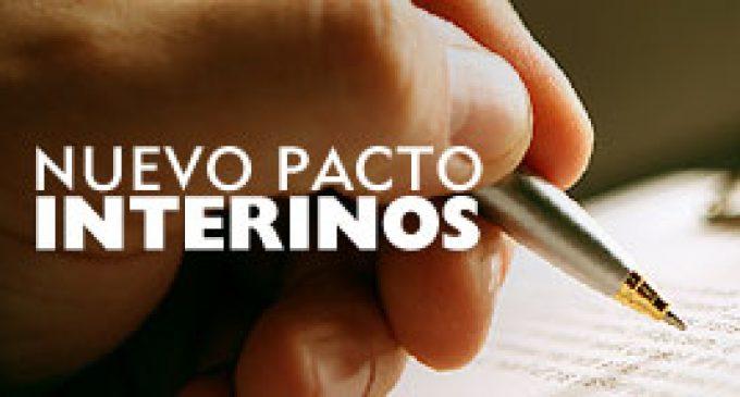 Pacto para la ordenación de las bolsas de trabajo de los aspirantes a interinidades CLM