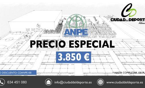 ACCIÓN SOCIAL. DESCUENTO PARA AFILIADOS DE ANPE ALBACETE PARA INSCRIPCIONES EN LA CIUDAD DEL DEPORTE.